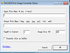 DOC to Image Converter