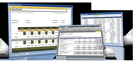WPF Spreadsheet