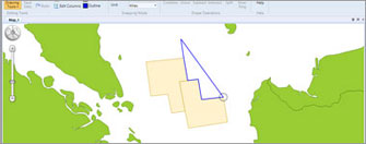 Interactive Drawing and Snapping - Map Suite GIS Editor