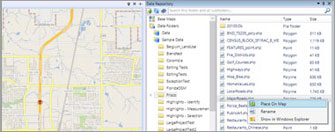 Easily Manage Data with the Data Repository - Map Suite GIS Editor