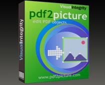 可将Abode PDF文件转换成MS Office图片格式的文件格式转换软件