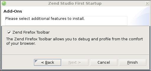 Zend Studio 9.0 最新版安装过程(Linux)