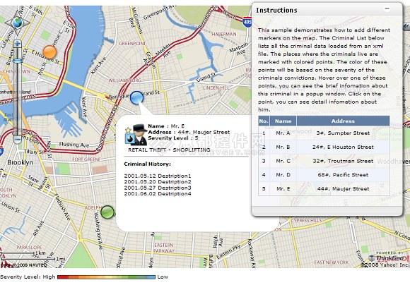 Map Suite推出用于移动GIS应用开发的MVC版  支持HTML5