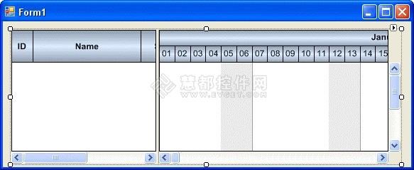 甘特图控件XGantt优势分析与安装配置