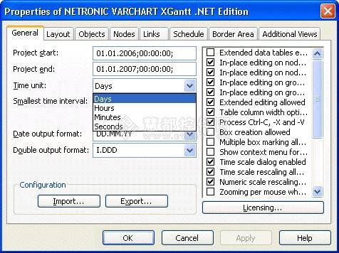 XGantt甘特图开发教程:为甘特图提供数据