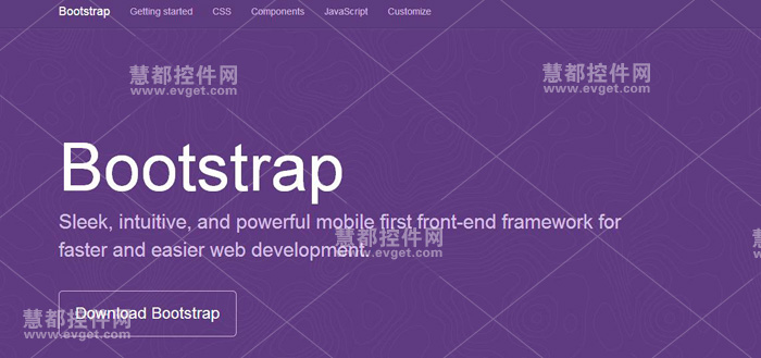 Bootstrap,2014年,HTML/CSS框架