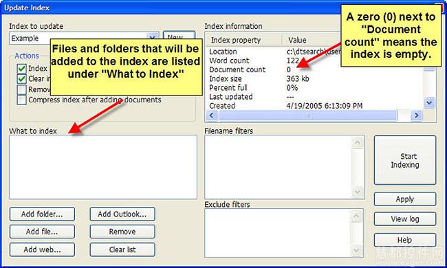 dtSearch Desktop使用教程:如何解决搜索后文档没有找到的问题