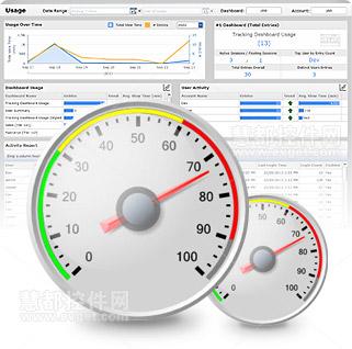 Dundas Dashboard v5.0 跟踪用户使用情况