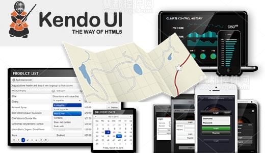 Kendo UI,Q3 2013,发展路线图,响应式网页设计,UI