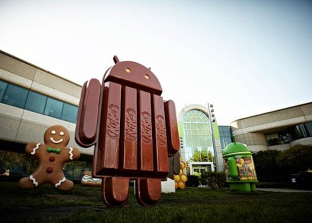 KitKat,Android