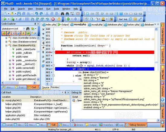 PHP调试工具,PHP Debugger