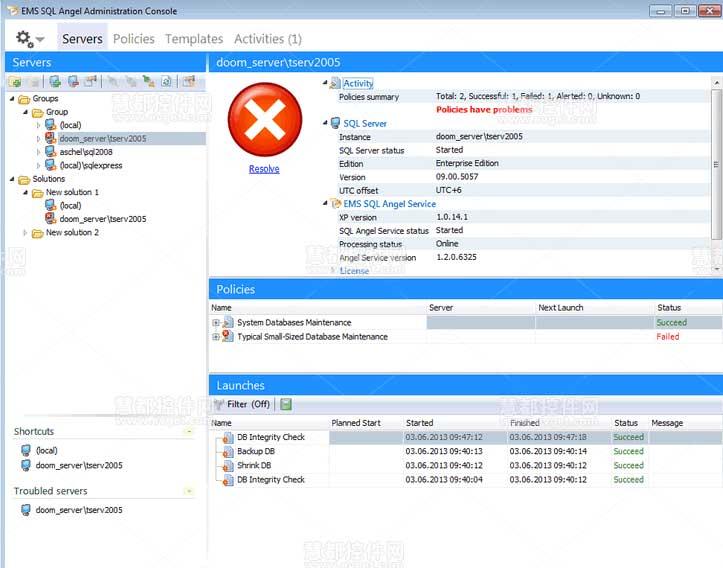 SQL Angel for SQL Server核心功能