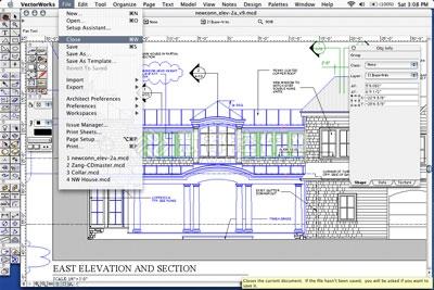 CAD,Vectorworks CAD,CAD软件