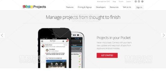 10款最优秀的项目管理规划工具