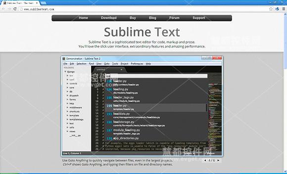 Sublime Text,代码编辑器,前端开发工具,交互设计工具