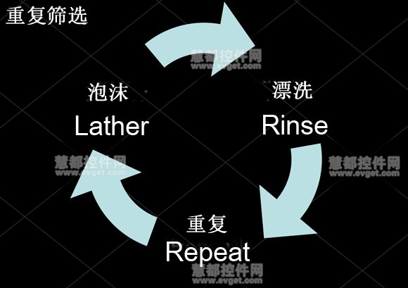 重复筛选(Rinse-and-Repeat )