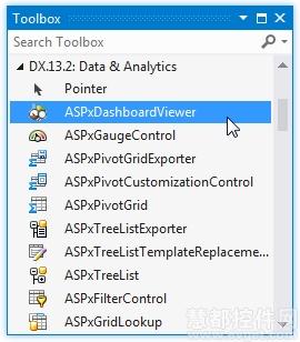 ASPxDashboardViewer