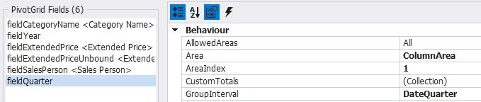 DevExpress Chartcontrol