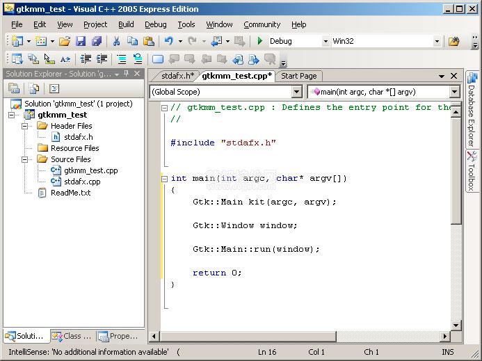 GTKmm GTK+ 开源UI开发框架