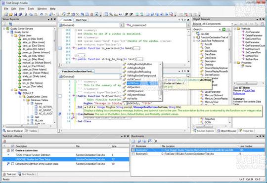 测试工具HP WinRunner