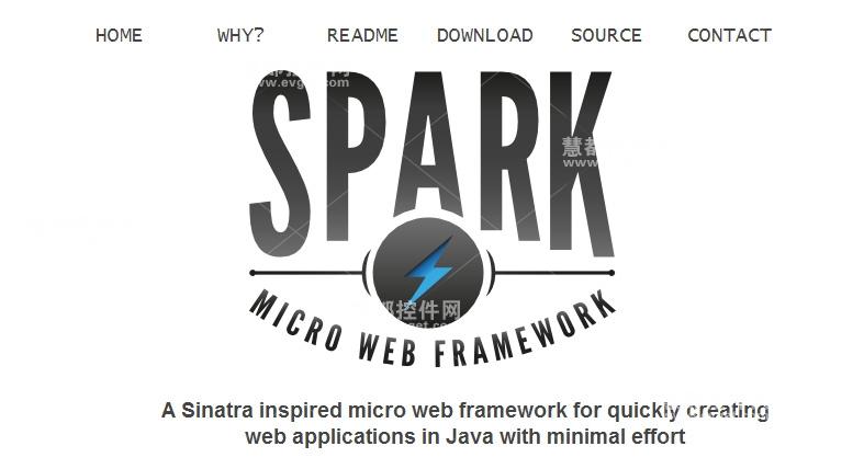 Spark 微型Web框架