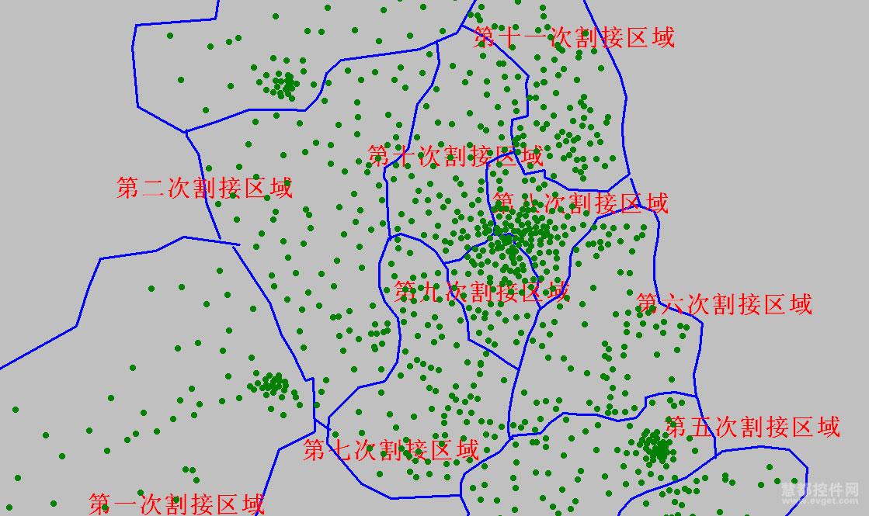 区域划分图就介绍完了,接下来还会为大家介绍 如何获取一幅地图图元的