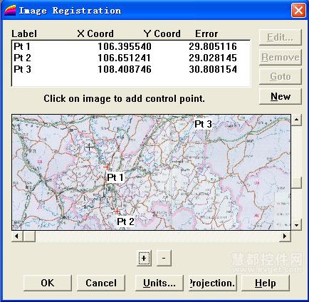 MapInfo Pro使用实例精选:在没有电子地图的情况下如何进行地图辅助