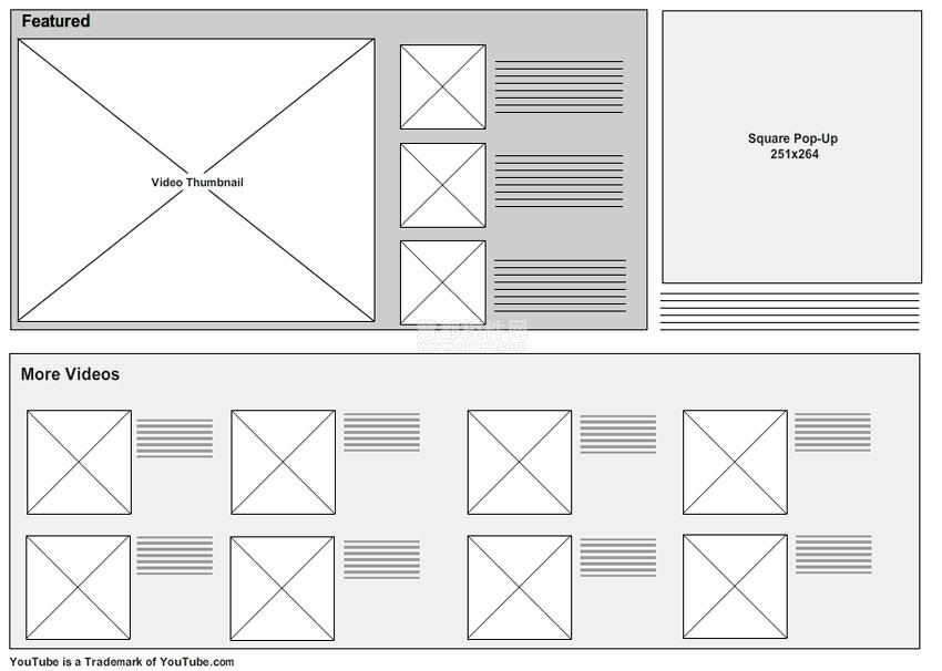 web应用程序和网站设计出交互式的界面原型