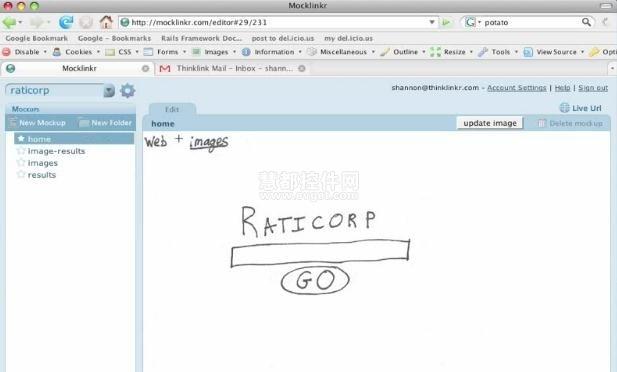 用户界面设计作业图片