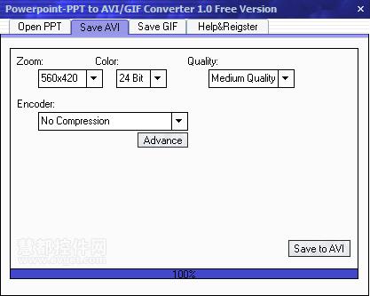PowerPoint转换成Video的免费软件