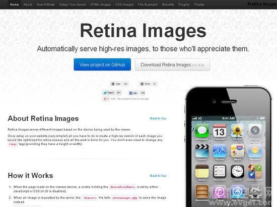 超级实用的响应式网站设计工具汇总-响应图像和文字工具