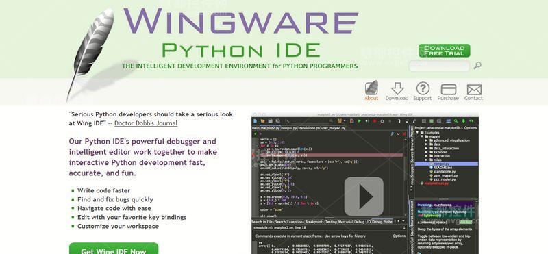 开发人员不能错过的6款Python IDE