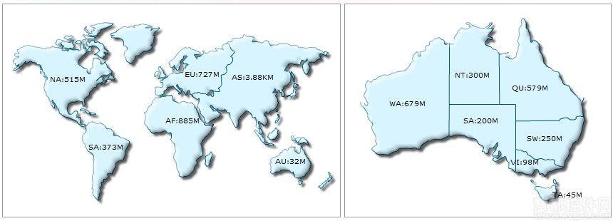 fusionmaps,fusionmaps教程,世界地图 flash地图