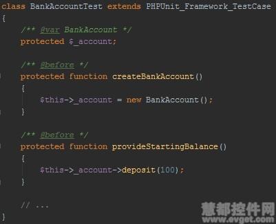 phpstorm集成测试