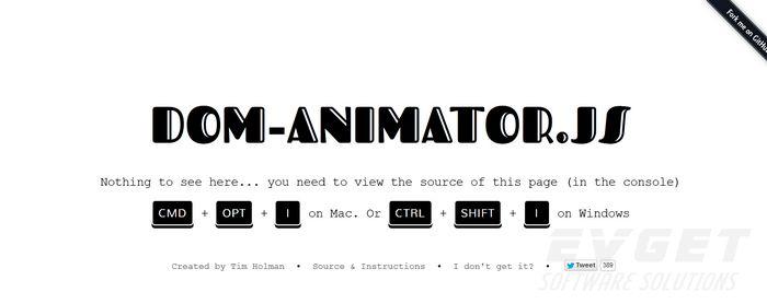 创建优质动画的14个JavaScript库(1/2)