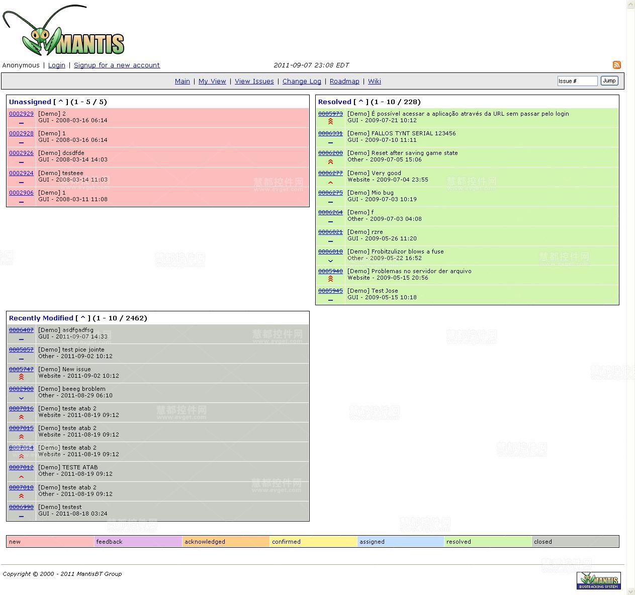 盘点4个最流行的Bug跟踪系统