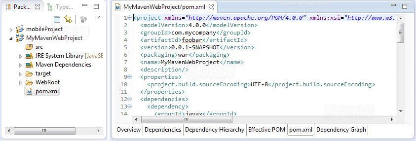 如何用MyEclipse创建Maven项目