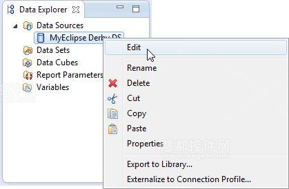 如何设置MyEclipse JDBC数据源