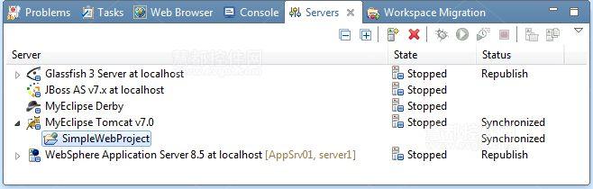 部署到Tomcat服务器