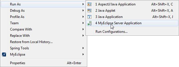 MyEclipse应用程序服务器入门指南(上)