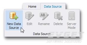DevExpress Dashboard创建数据源