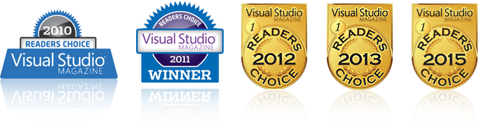 Visual Studio Data Grid