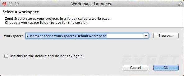 Zend Studio使用教程:在Mac OS X上进行安装