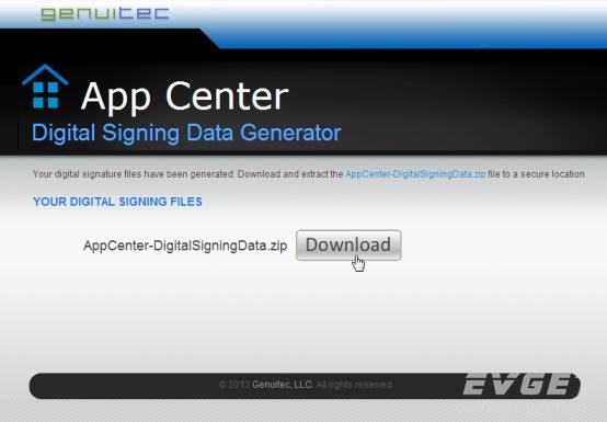 MyEclipse Android APP如何申请数字签名证书