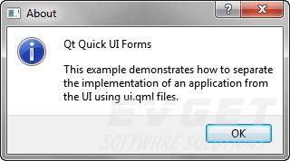Qt使用教程:使用Qt Quick UI表单(六)