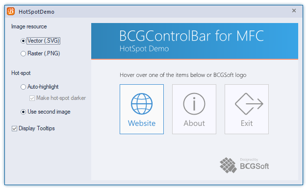 BCGControlBar Professional Edition for MFC