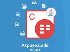 Aspose.Cell for Java v20.9试用下载