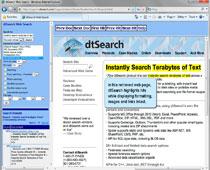 dtSearch Publish