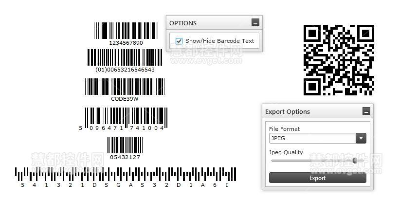 Wpf Barcode