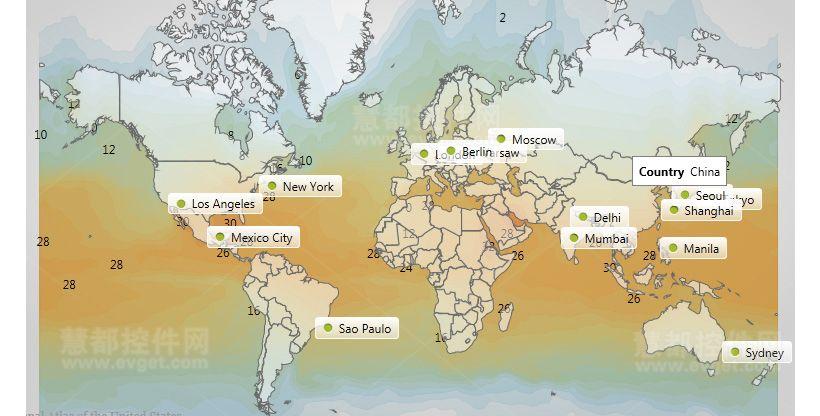 Wpf Maps